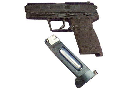 ARMA CO2 TIPO GLOCK 1010 referencia 1010 1010