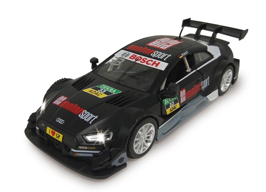 AUDI RS 5 DTM 1/32 CON SONIDO, LUCES Y PULLBACK referencia 405208 405208