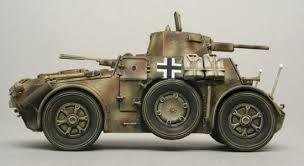 Supermodel 1/48 autoblindo AB 41 & CR 42 LW - ITALERI referencia IT10-501 IT10-501