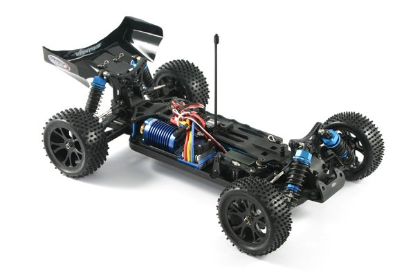 Coche rc buggy 1/10 Vantage brushless RTR 2,4Ghz FTX referencia FTX5532 FTX5532