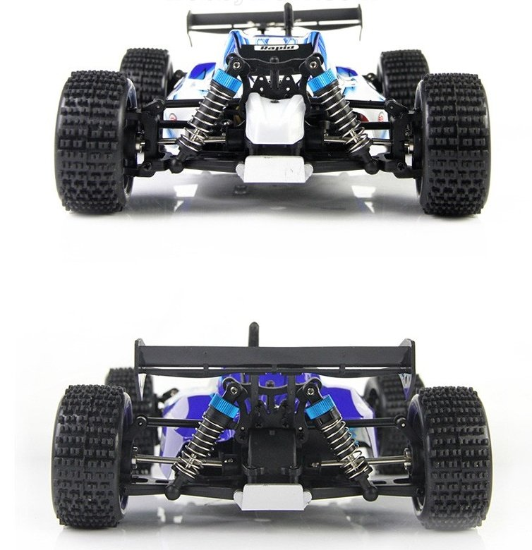 Coche rc buggy 1/18 RTR 2,4Ghz Vortex WLTOYS referencia A959 A959