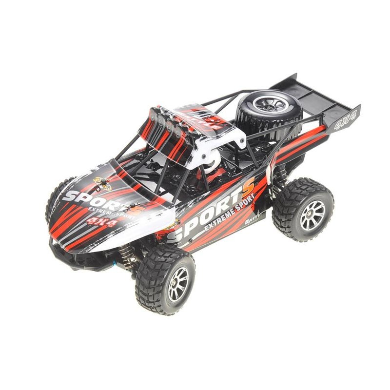 Coche rc buggy desert 1/18 RTR 2,4ghz Storm 35km/h WLToys referencia K929-A K929-A