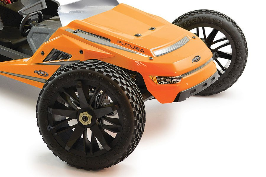 Coche rc buggy Futura 1/6 brushless RTR FTX referencia FTX5559 FTX5559