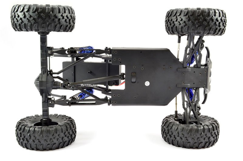 Coche rc buggy Outlaw 1/10 brushed 4wd Ultra-4 RTR FTX referencia FTX5570 FTX5570