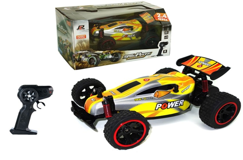 Coche rc buggy speed racing power 1/18 referencia QY1801A QY1801A