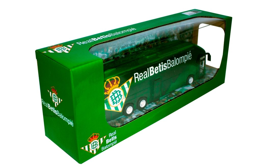 Bus Real Betis Balonpié referencia 110080 110080