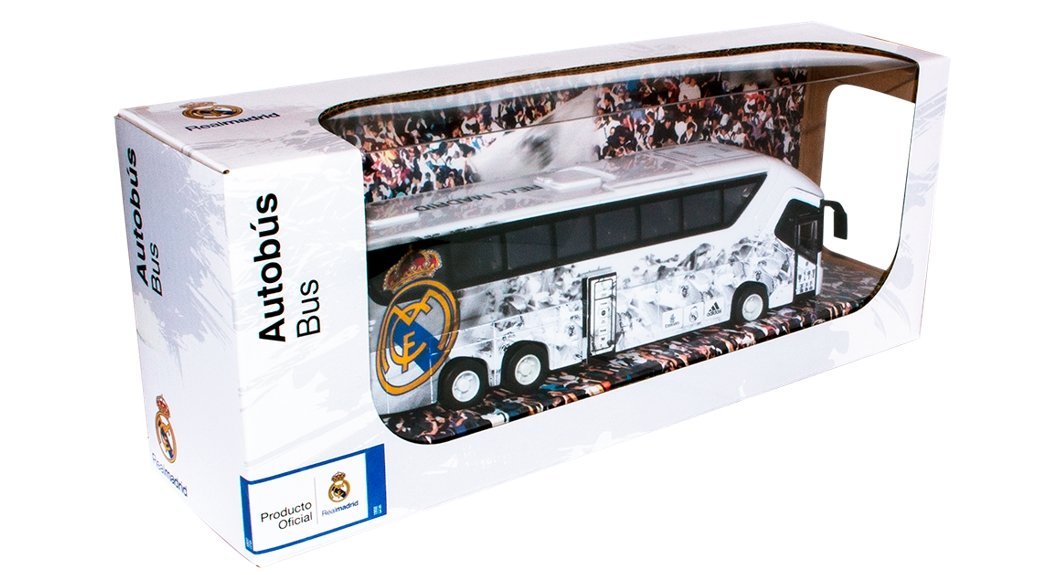 Bus Real Madrid CF referencia 11015 11015