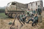 Producto Camion militar 1/35 Steyr RSO/01 with german soldiers - ITALERI