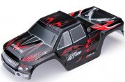 Producto CARROCERIA MONSTER TRUCK NEGRA 1:18