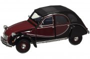 Producto CITROEN 2CV 6 CHARLESTON 1/24 WELLY