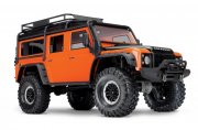 Producto Coche rc Land Rover Defender TRX-4 Traxxas NARANJA