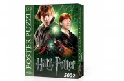 Producto Poster Puzzle Harry Potter - Ron Weasley - 500 piezas