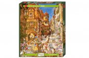 Producto Puzzle 1000 piezas, By Day, Romantic Town