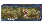 Producto Puzzle 1000 piezas, Forest Song, Ortega (Panorama)