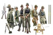 Producto SOLDIERS 1/35 U.S. INFANTRY ON BOARD
