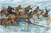 Producto SOLDIERS 1/72 WWII-RUSSIAN INFANTRY (WINTER UNIF)