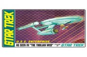"Producto Star Trek TOS Enterprise """"Tholian Web"""" Edition"