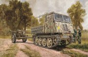 Producto Tanque 1/35 RSO/03 with Pak40 - ITALERI