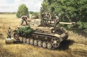 Producto Tanque 1/48 PZ. IV F1/F2/G with Ass. Troops - ITALERI