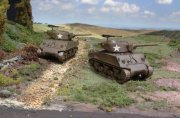 "Producto Tanque 1/72 M4A3E2 ""Jumbo"" (2 fast assembly mod.) ITALERI"