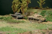 Producto Tanque 1/72 PZ. Kpfw III Ausf.J (2 fast assembly mod.) ITALERI