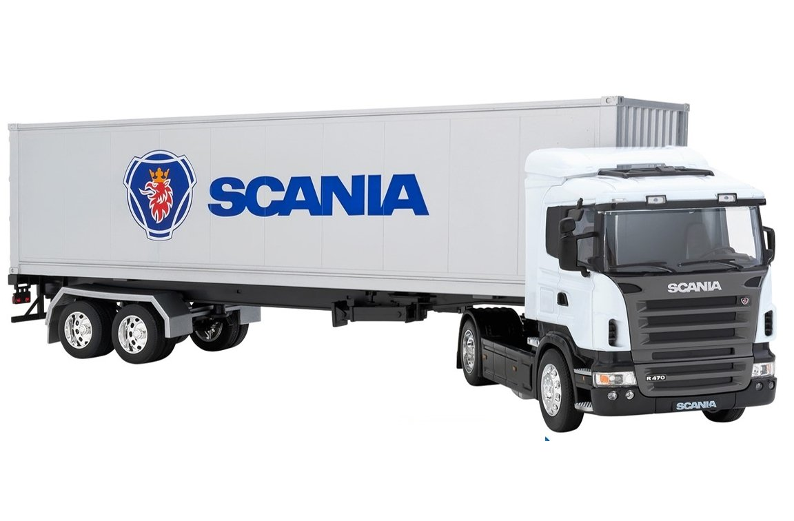 CAMION 1/32 SCANIA R470 WELLY referencia 32626 32626