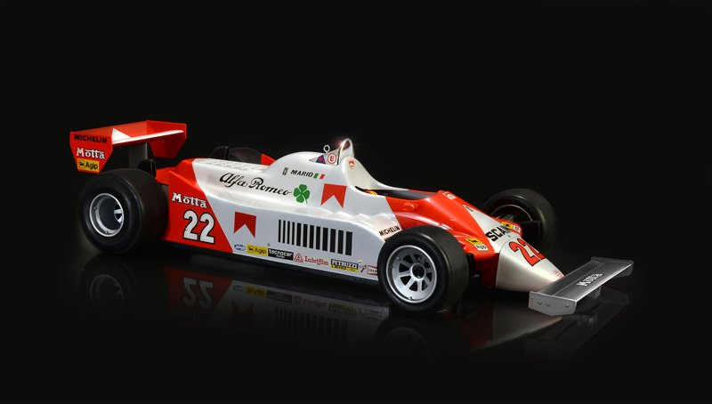 CLASSIC CAR 1/12 Alfa Romeo 179 / 179C referencia IT4704 IT4704