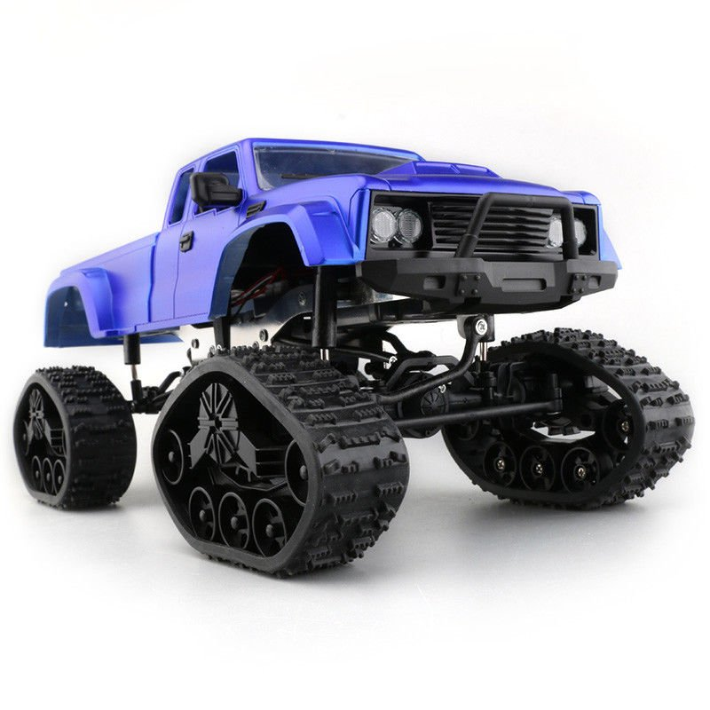 COCHE CRAWLER PICK UP ORUGA 1/16 RTR referencia FY002B FY002B