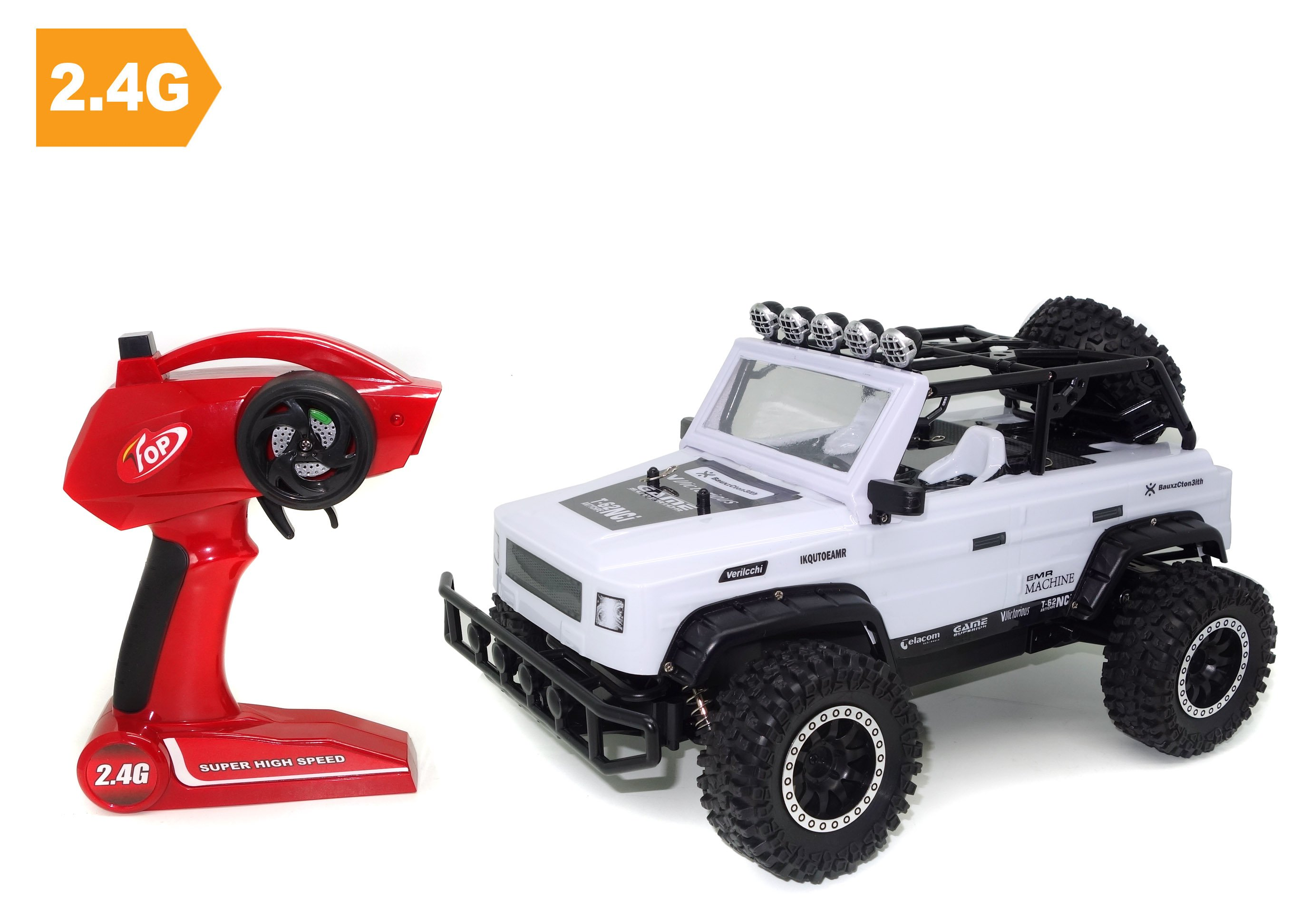 Coche rc suv defenders 1/12 referencia QY1843A QY1843A