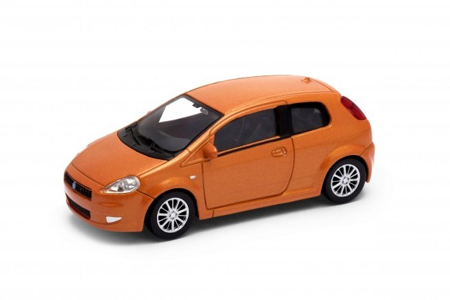 COCHES FIAT SURTIDOS 1:43 WELLY (12 MODELOS) referencia 38507 44006