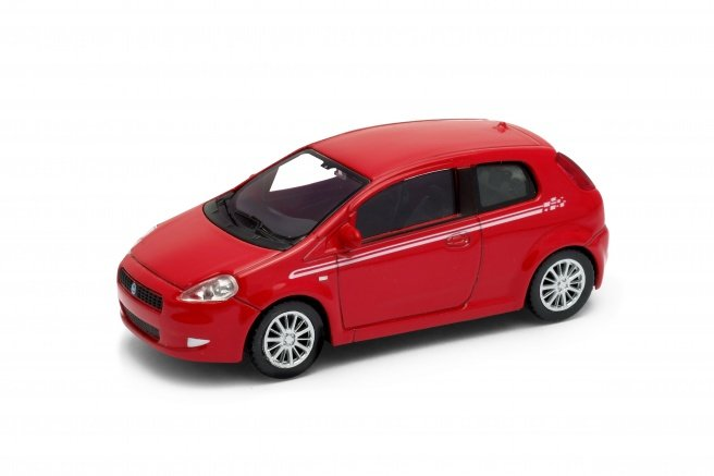 COCHES FIAT SURTIDOS 1:43 WELLY (12 MODELOS) referencia 38507 44006R