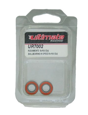 COJINETE 8X16X5 ULTIMATE RACING referencia UR7002 UR7002