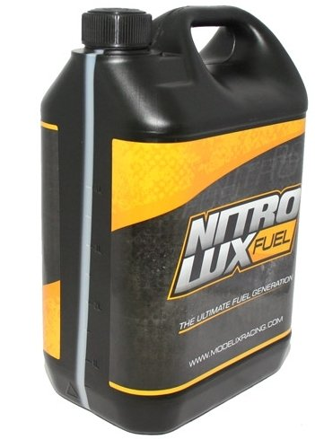 COMBUSTIBLE NITROLUX 25% (5 LITROS) referencia NF01255 NF01255