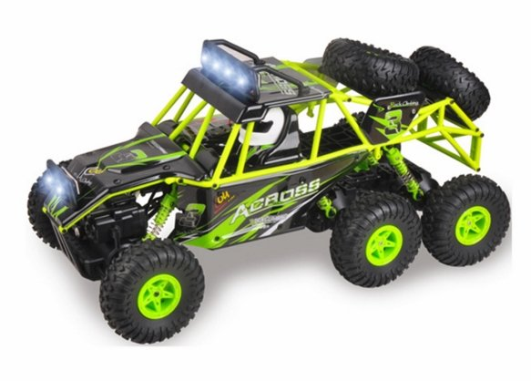 Coche rc crawler king 6X6 1/18 RTR WLToys referencia 18628 18628
