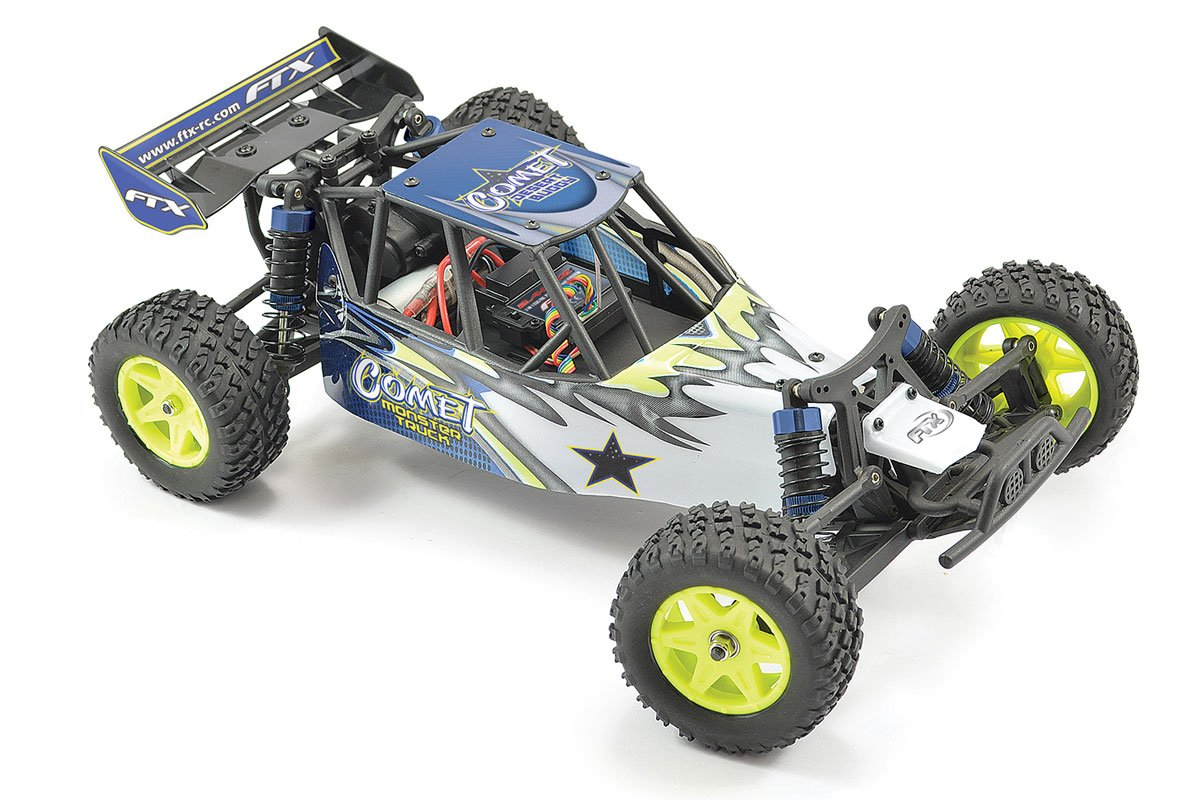 DESERT BUGGY COMET 1/12 BRUSHED RTR 2WD referencia FTX5519 FTX5519