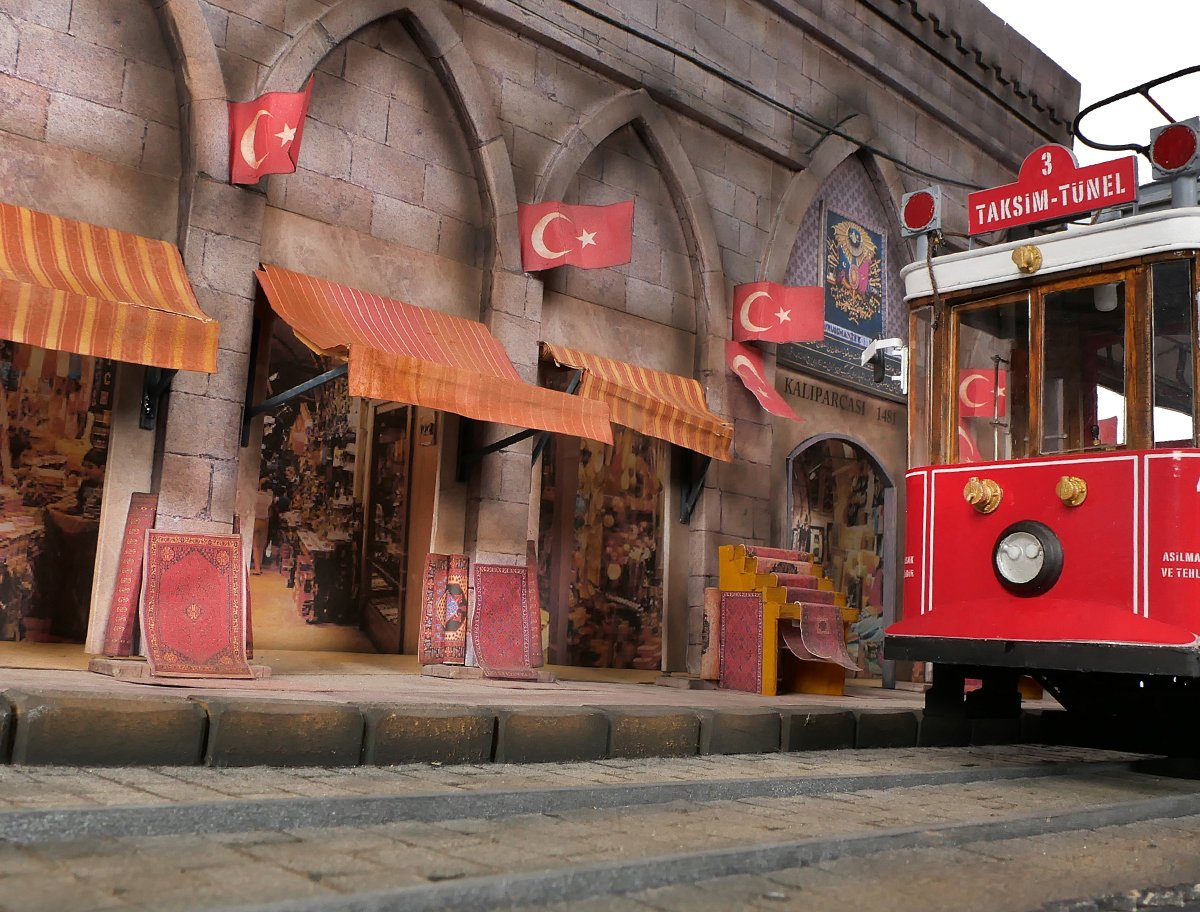 Diorama Istanbul - OCCRE referencia 53010D 53010D