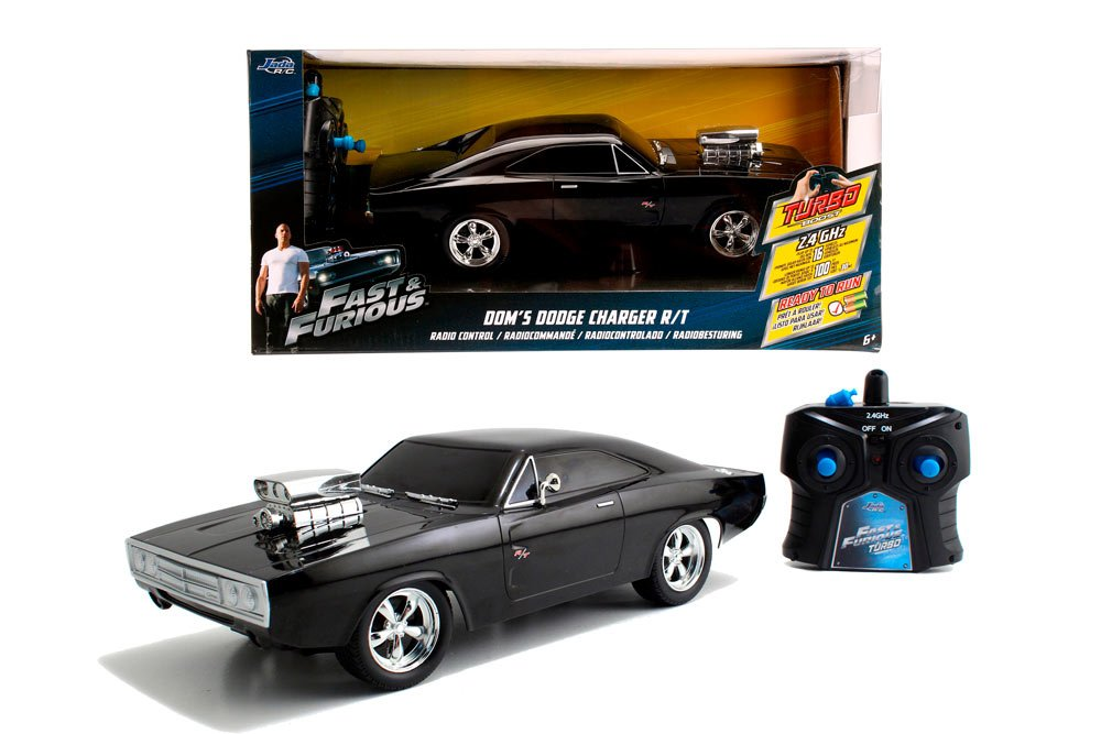 DODGE 1970 FAST&FURIOUS 1:24 RC referencia 253203019 253203019