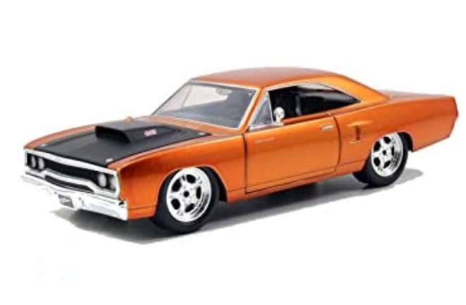 DOM'S PLYMOUTH ROAD RUNNER 1/32 FAST & FURIOUS referencia 253202000-1 253202000-1
