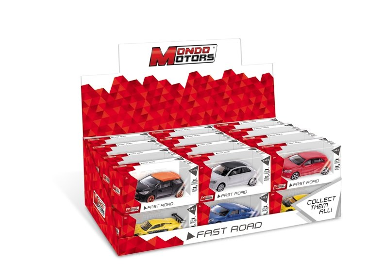 Fast road collection 1/43 surtidos referencia 53190 53190