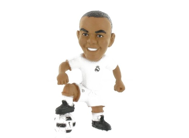 FIGURA PEPE REAL MADRID TOONS - COMANSI referencia 74325 74325