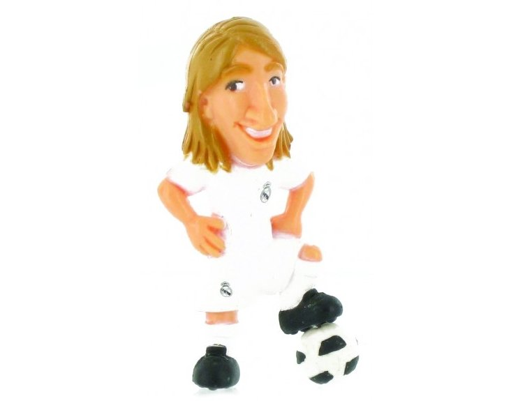 FIGURA RAMOS REAL MADRID TOONS - COMANSI referencia 74322 74322