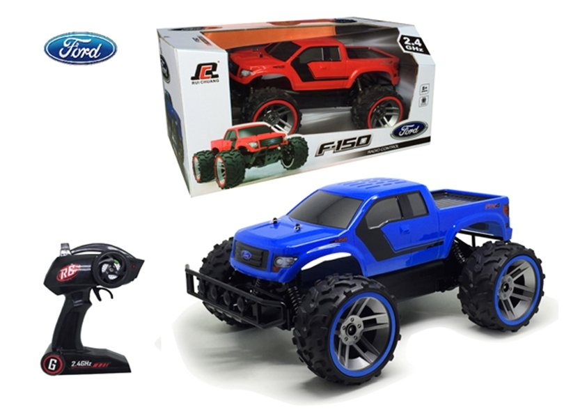 Coche rc Ford F-150 1/12 referencia QY1847B QY1847B