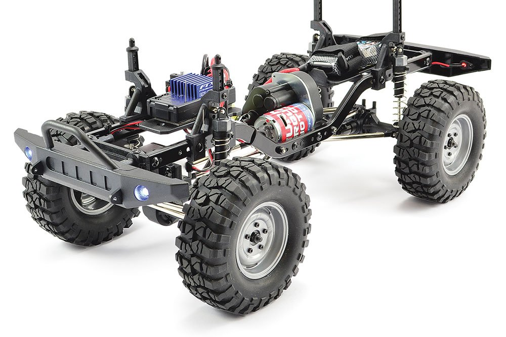 Coche rc Outback 2 Ranger 4X4 Crawler 1:10 RTR FTX referencia FTX5586 FTX5586
