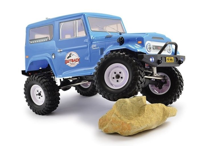 Coche rc Outback 2 Tundra 4X4 Crawler 1:10 RTR FTX referencia FTX5584 FTX5584