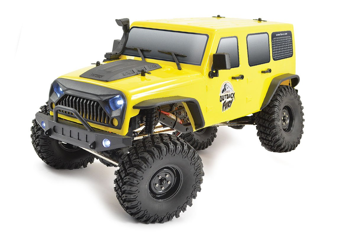 FTX OUTBACK FURY 4X4 RTR 1:10 CRAWLER referencia FTX5579 FTX5579