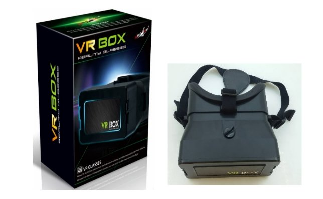 GAFAS REALIDAD VIRTUAL VR BOX 3D referencia VR VR