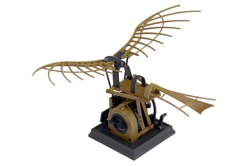 Leonardo Da Vinci Flying machine (Ornothopter) - ITALERI referencia IT3108 IT3108