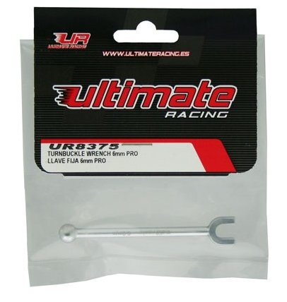 LLAVE FIJA 6MM PRO ULTIMATE RACING referencia UR8375 UR8375