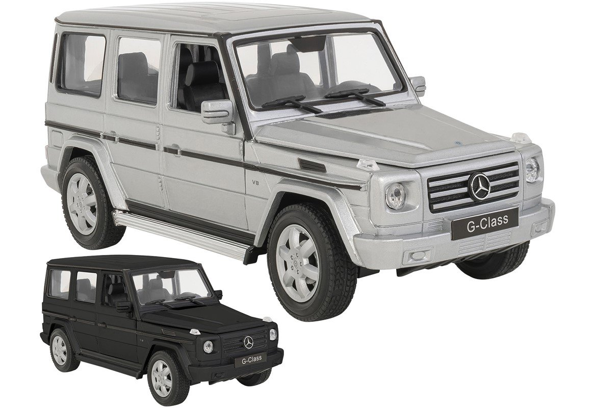 MERCEDES-BENZ G-CLASS 1/24 WELLY  referencia 24012 24012