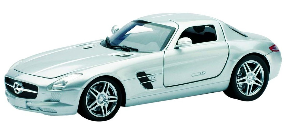 Mercedes Benz SLS AMG 1:24 NEW RAY referencia 71193 71193